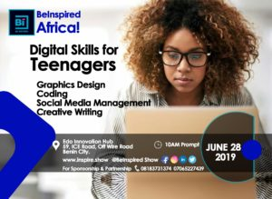 Digital skills for teenagers