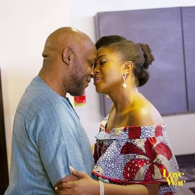 """The real fight of the woman in Omoni Oboli's """"Love is War"""". BeInspired Show"""