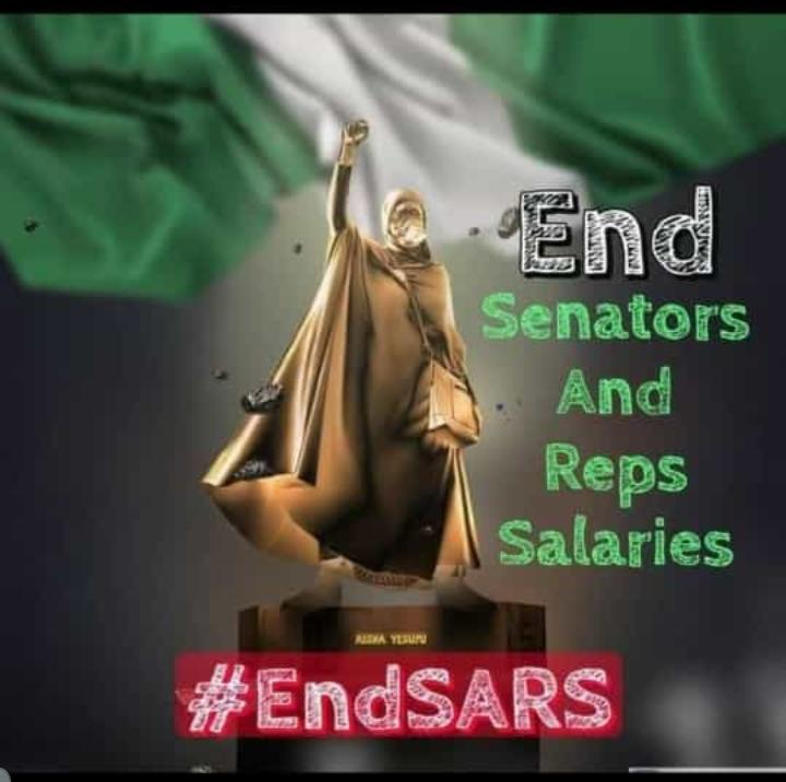Something to think about - The EndSARS movement. BeInspired Show