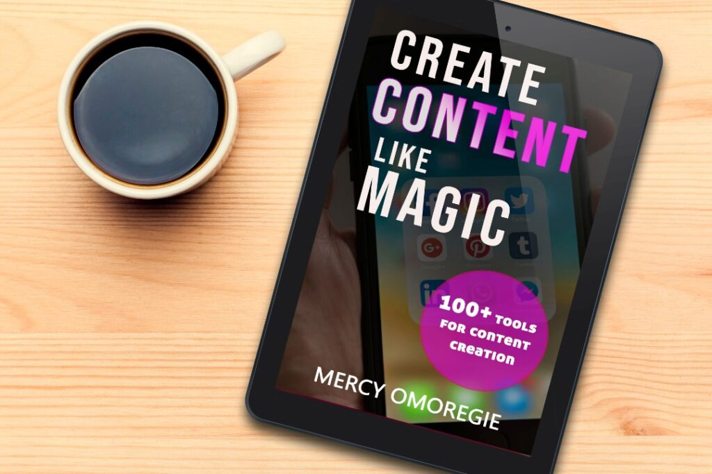 Create Content Like Magic. BeInspired Show