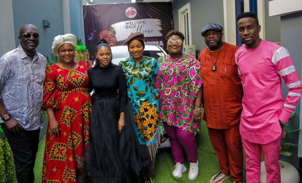 Chidinma - Popular Nigeria singer changes her name and identity.
