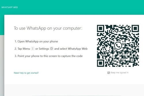 How to use WhatsApp on your laptop or desktop device easily. BeInspired Show